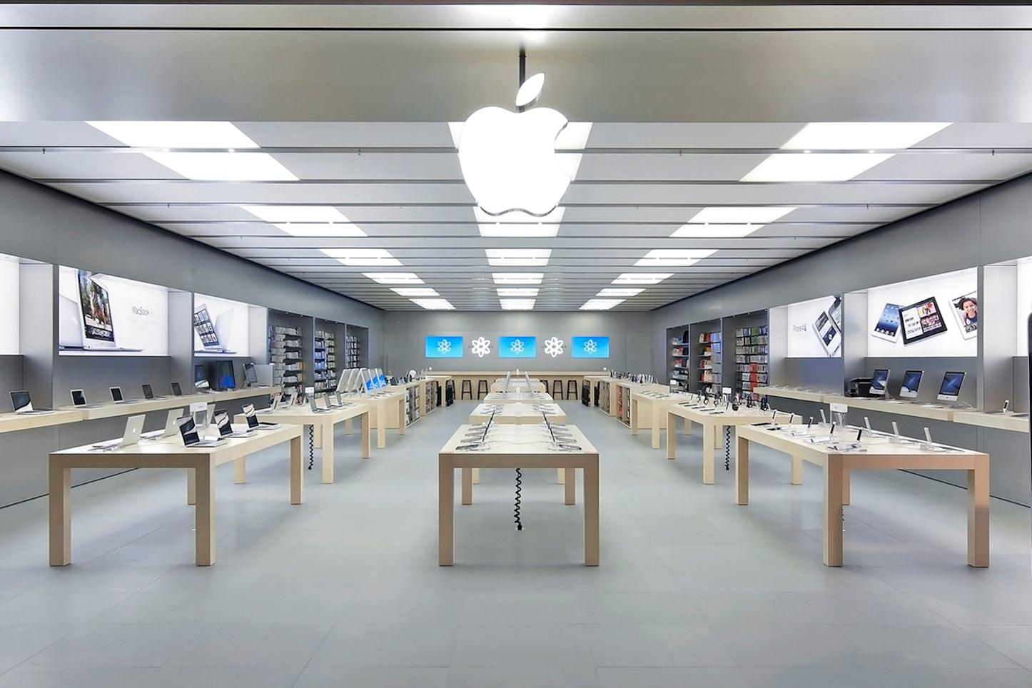 France Dijon Apple Store