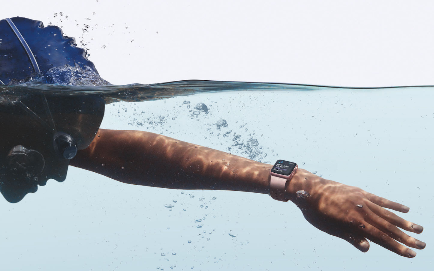Watch Lifestyle Swimming PR PRINT