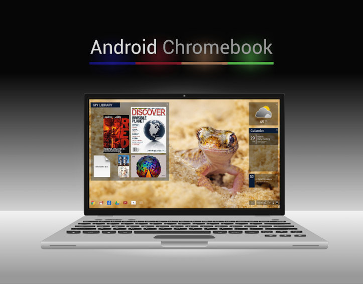Android chomebook