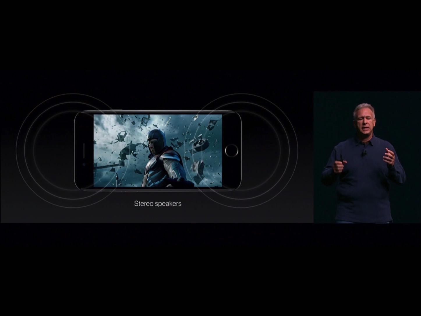 iPhone 7 iPhone 7 Plusの発表内容