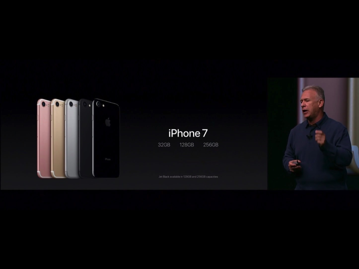iPhone 7 iPhone 7 Plusの発表内容