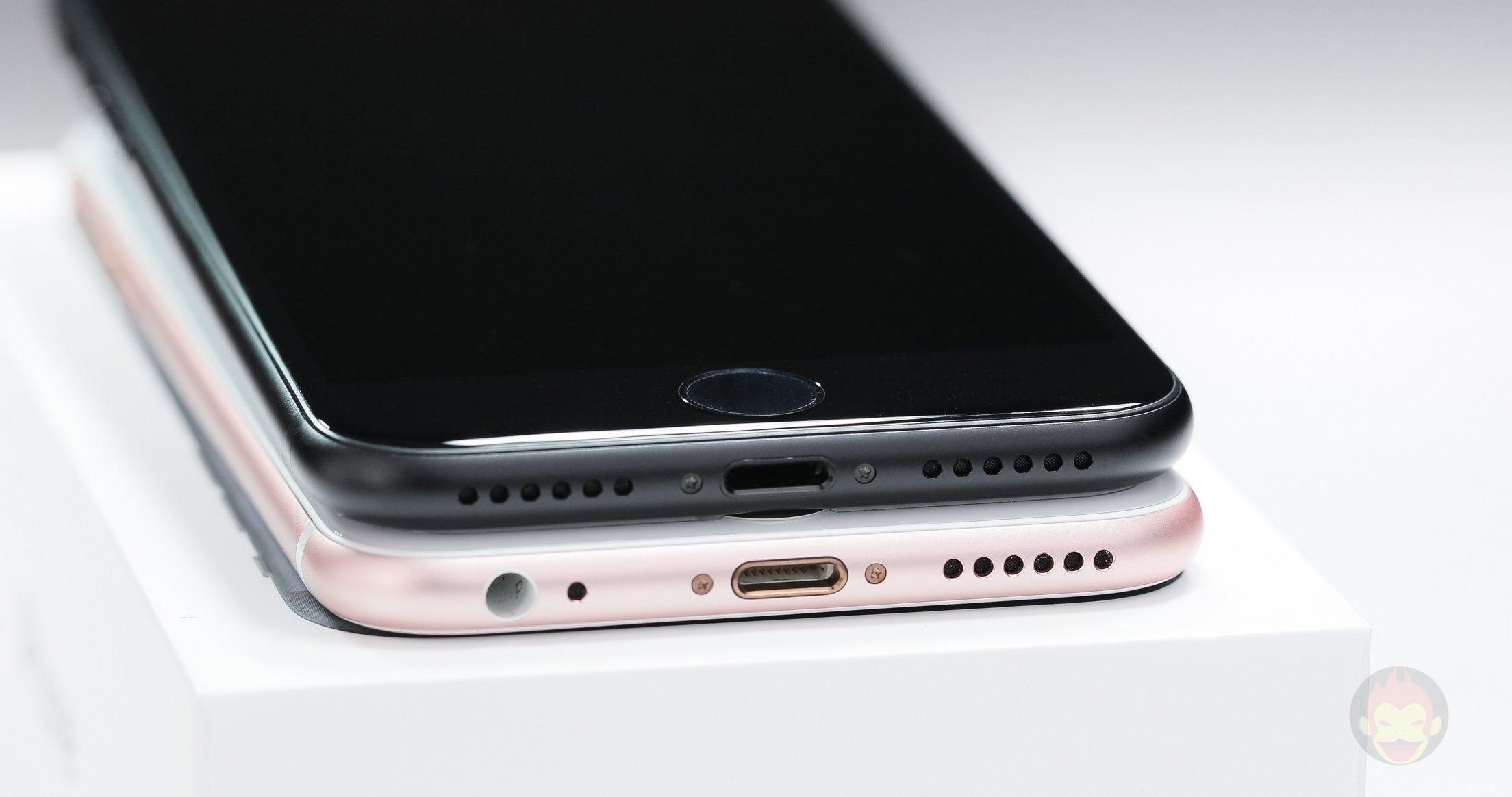 IPhone 7 iPhone 6s Comparison