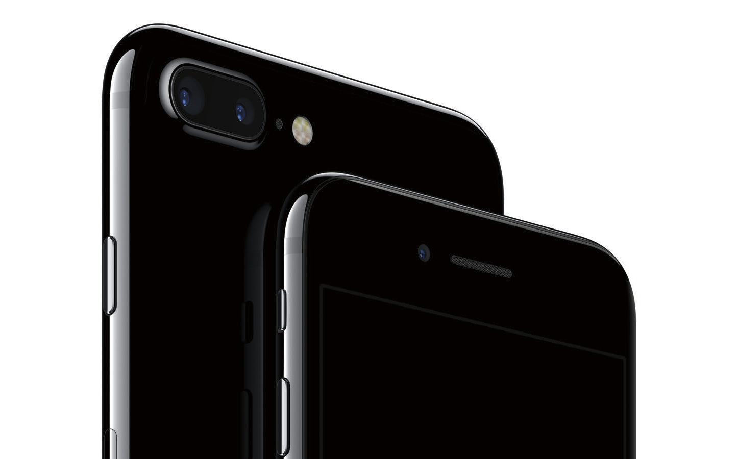 Iphone 7 jet black models