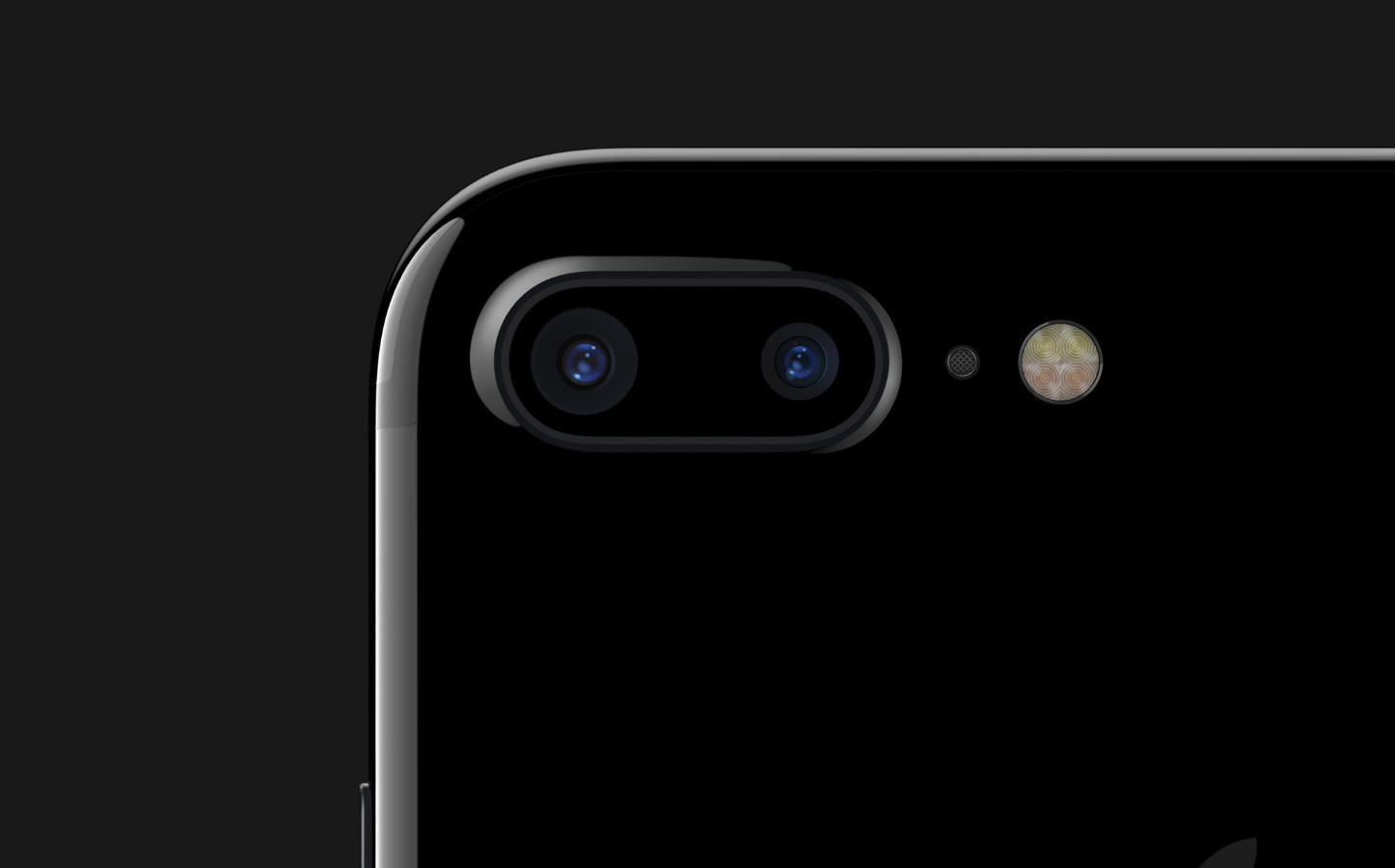 Iphone7 dual lens camera
