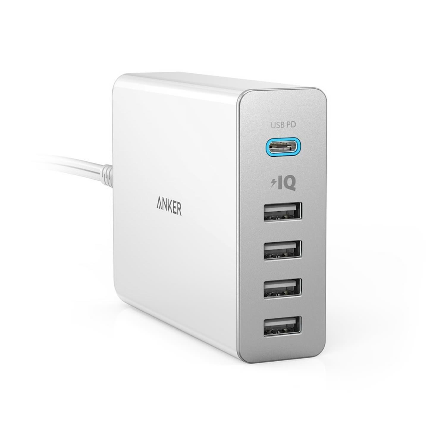 Anker PowerPort 5 USBC PD