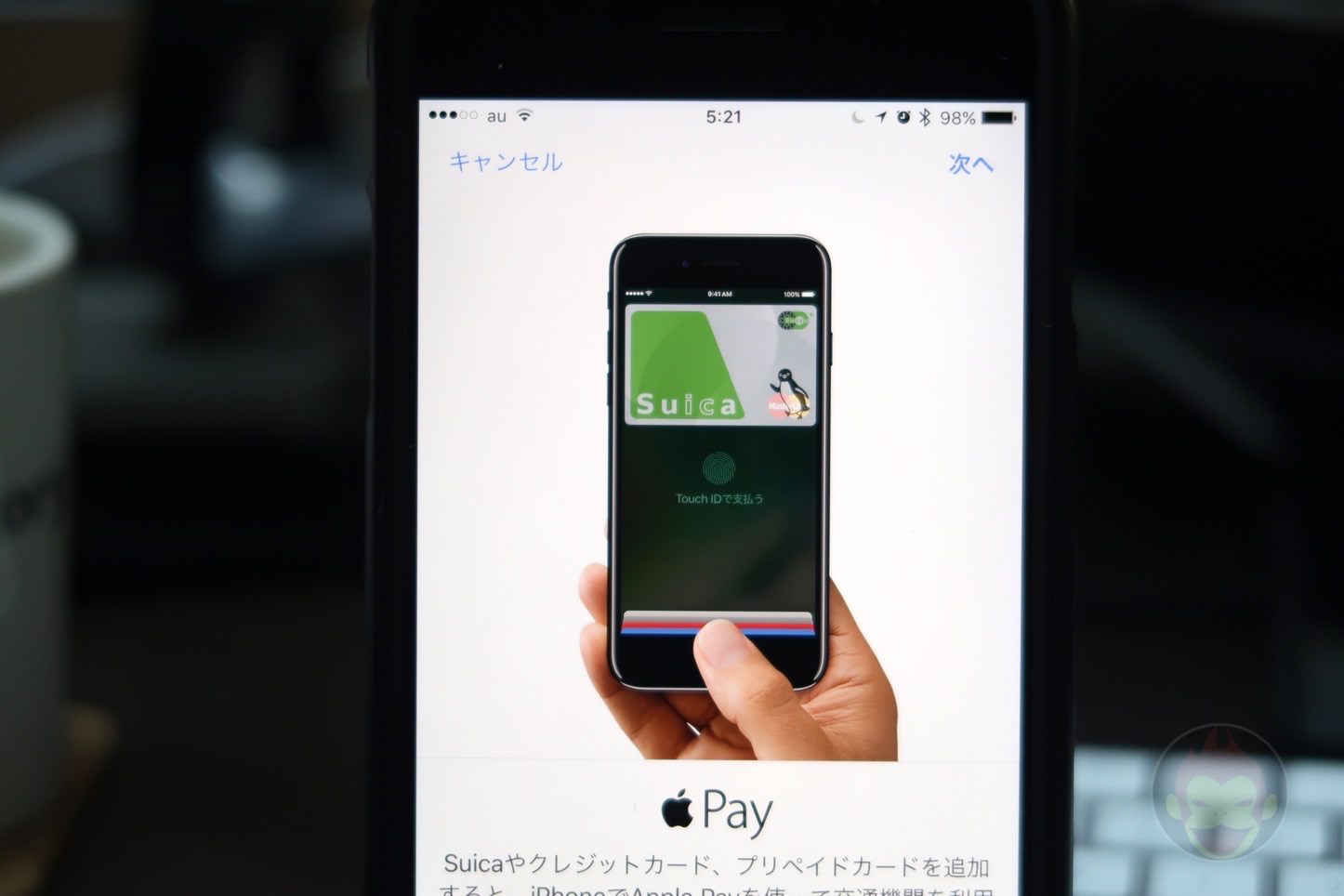 Apple Pay for iPhone7 01