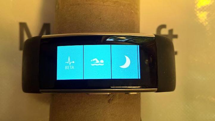 Microsoft Band 3 Photos
