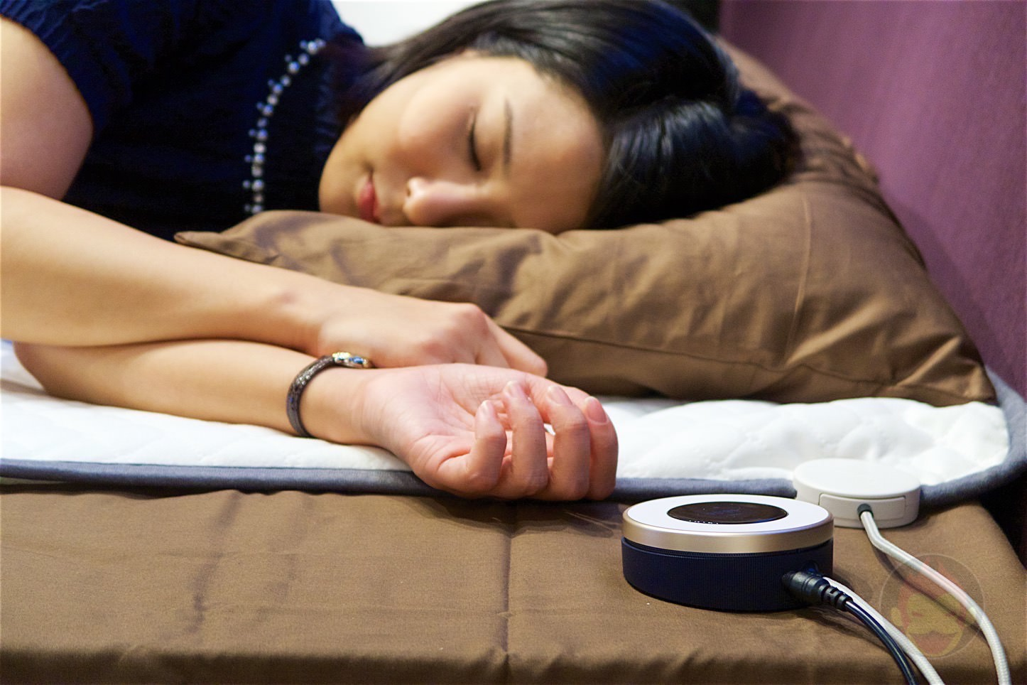 睡眠の質を人工知能で改善するベッドマットレス「MOORING(モーリング)」