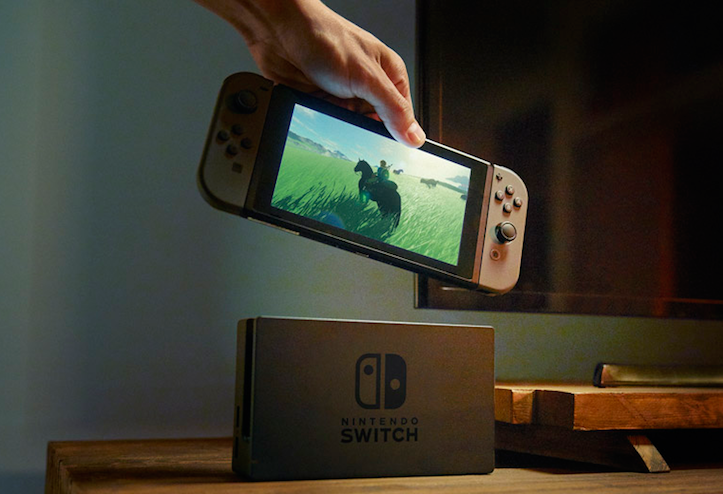 Nintendo Switch Press Images
