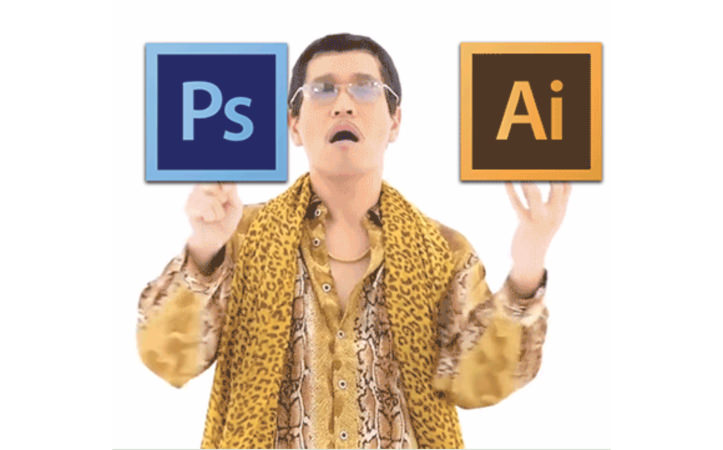PPAP Photoshop Crash