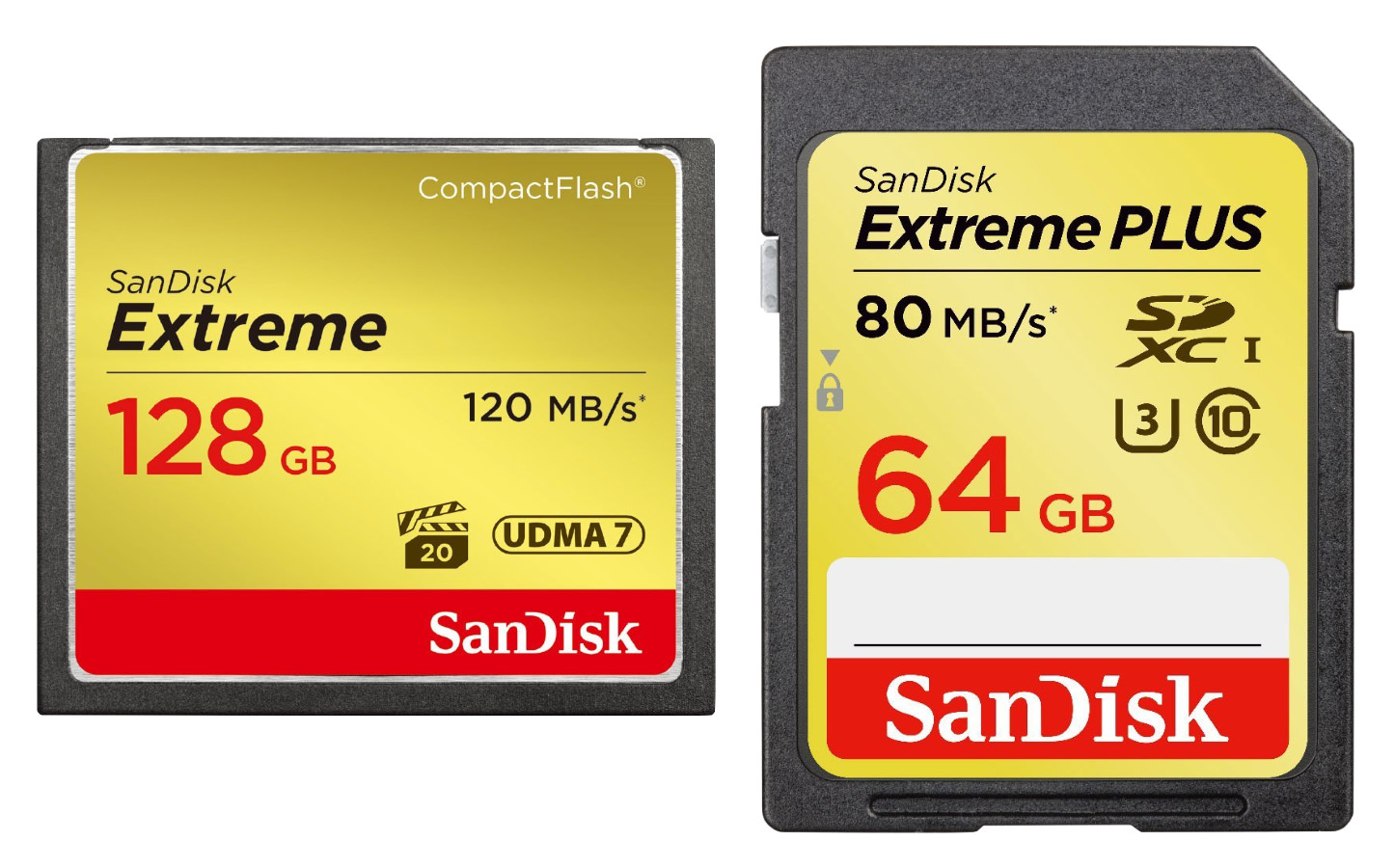 SanDisk SD CF Card Sale