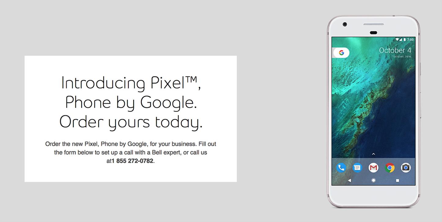 Googlepixelleakbell