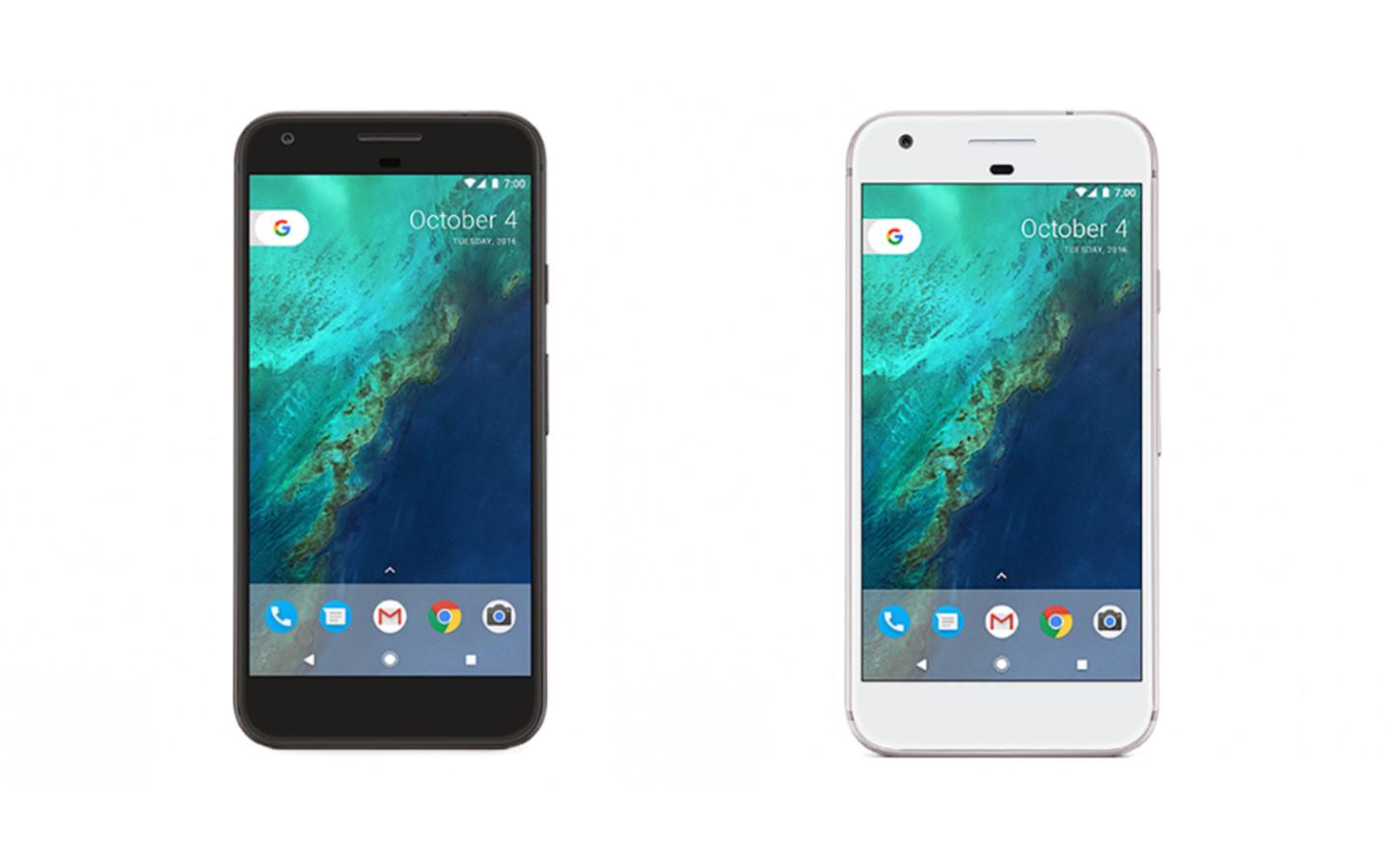 Pixel phones from google
