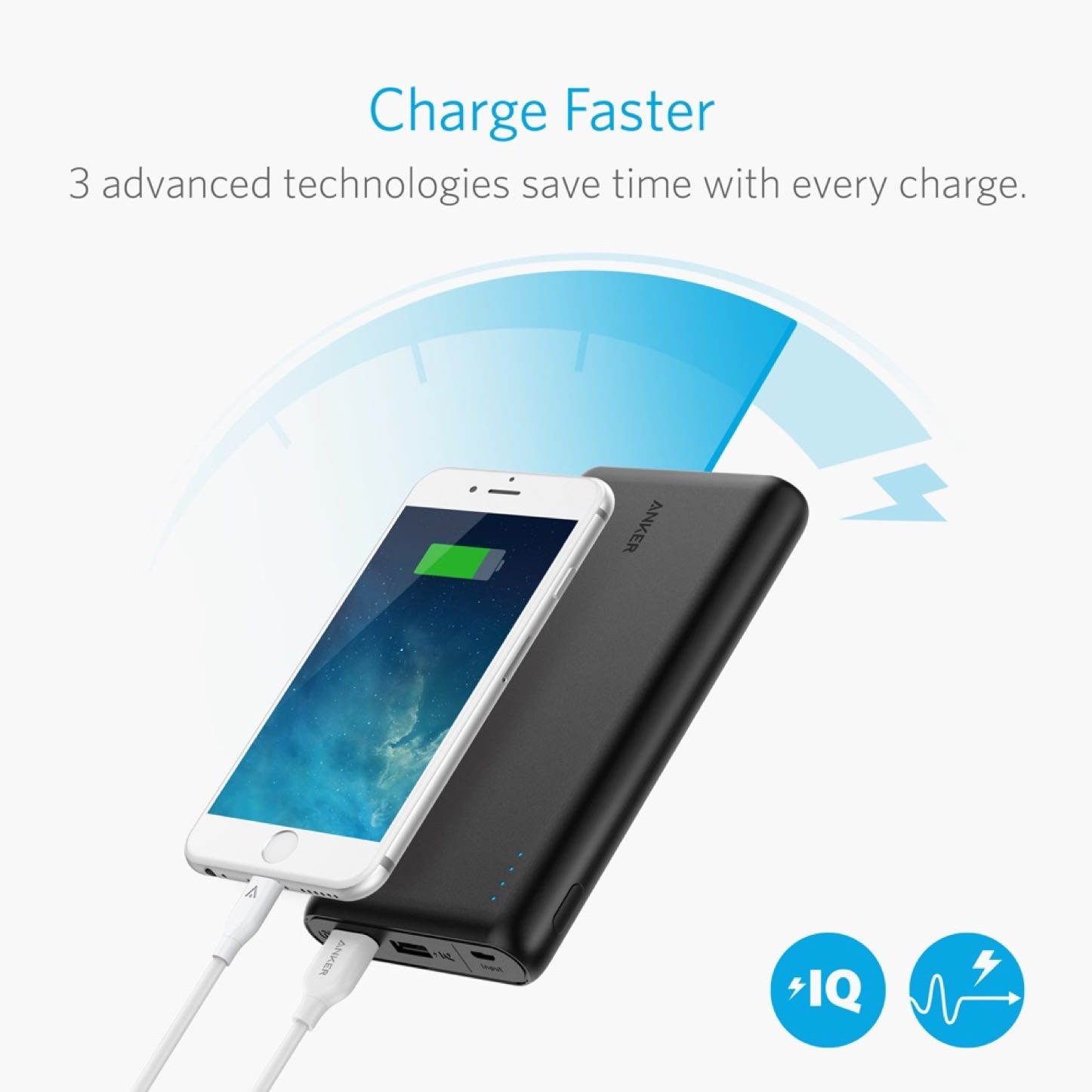 Anker PowerCore Speed 20000 QC