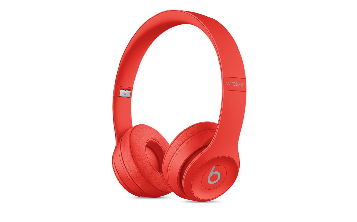 Beats Solo3 Wireless On Ear Headphones Ultra Product Red