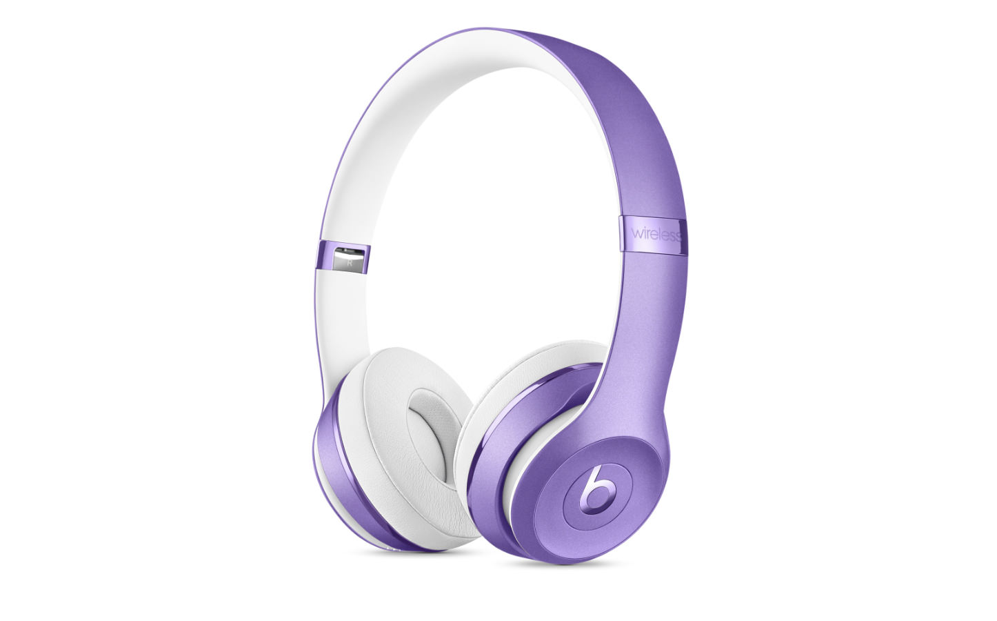 Beats Solo3 Wireless On Ear Headphones Ultra Violet Collections