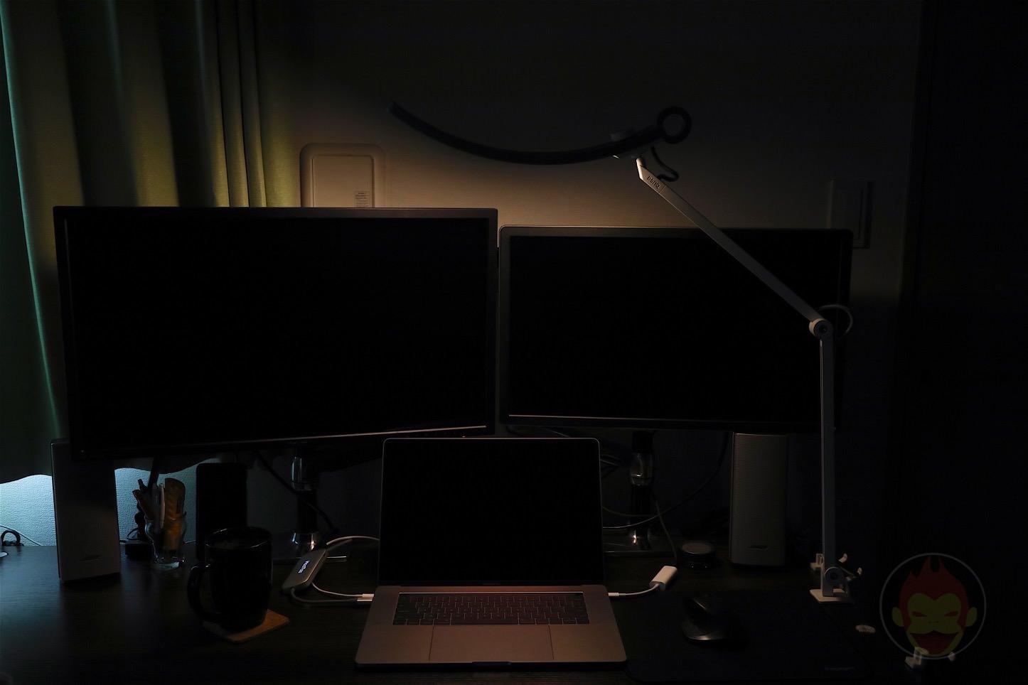 Benq WiT Eye Care desk lamp