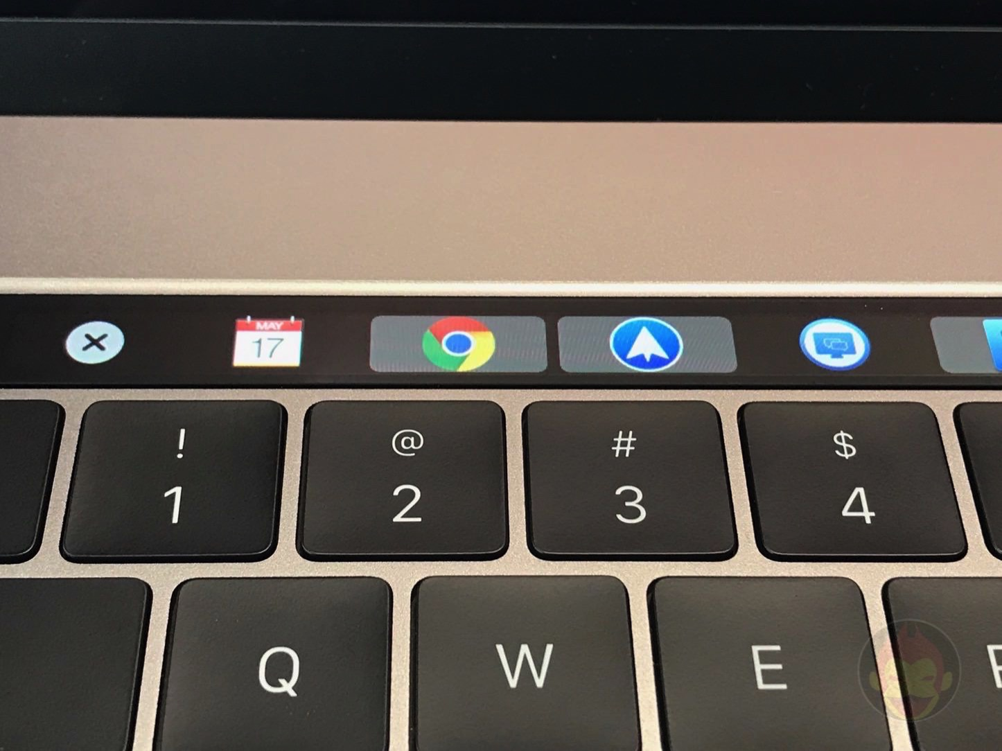 Rocket TouchBar Dock