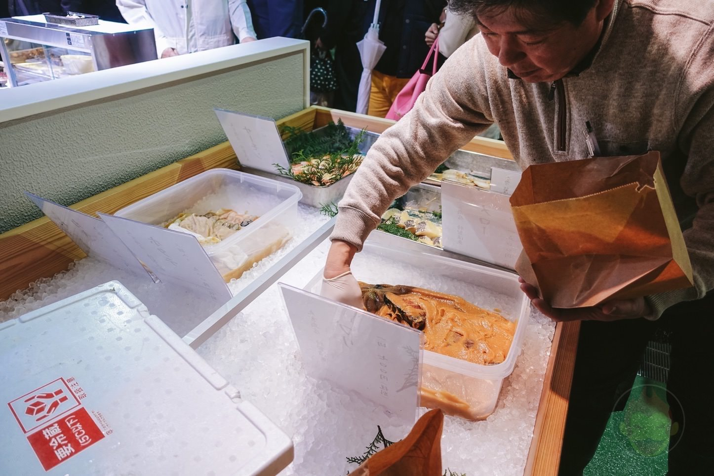 築地魚河岸プレオープン 高邦水産