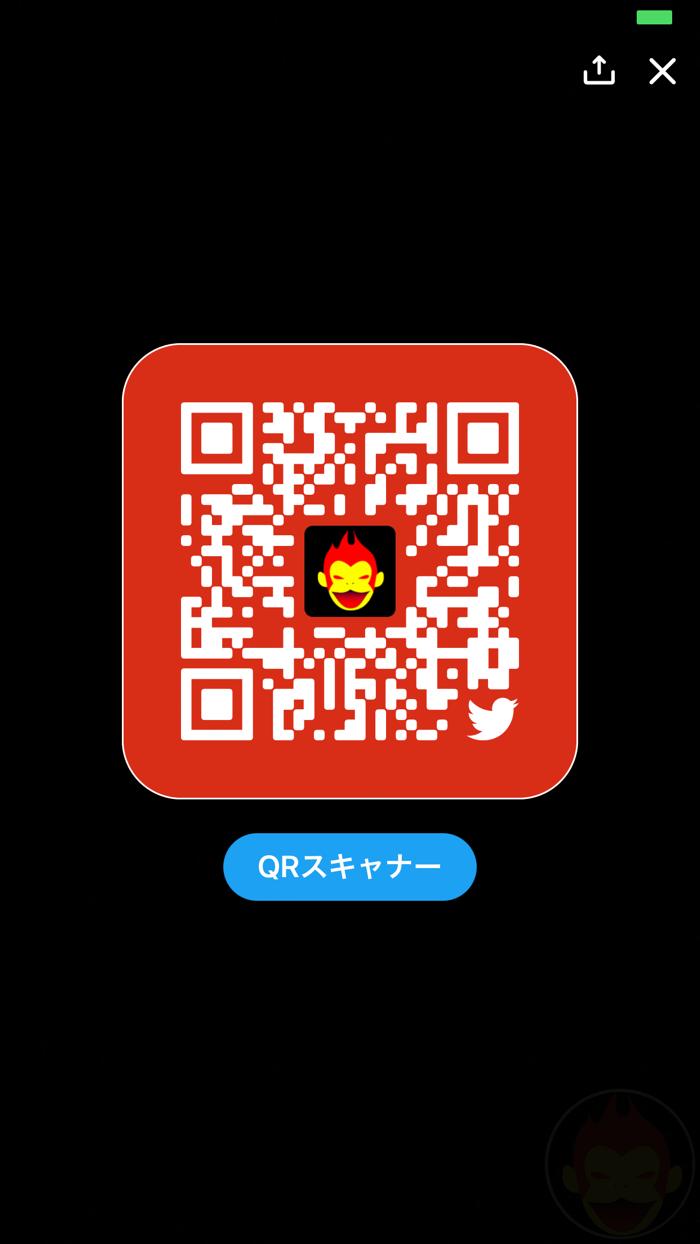 Twitter QR code 001