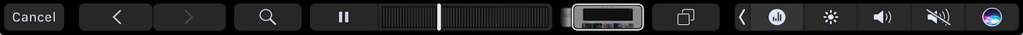 Touch Bar Screenshot