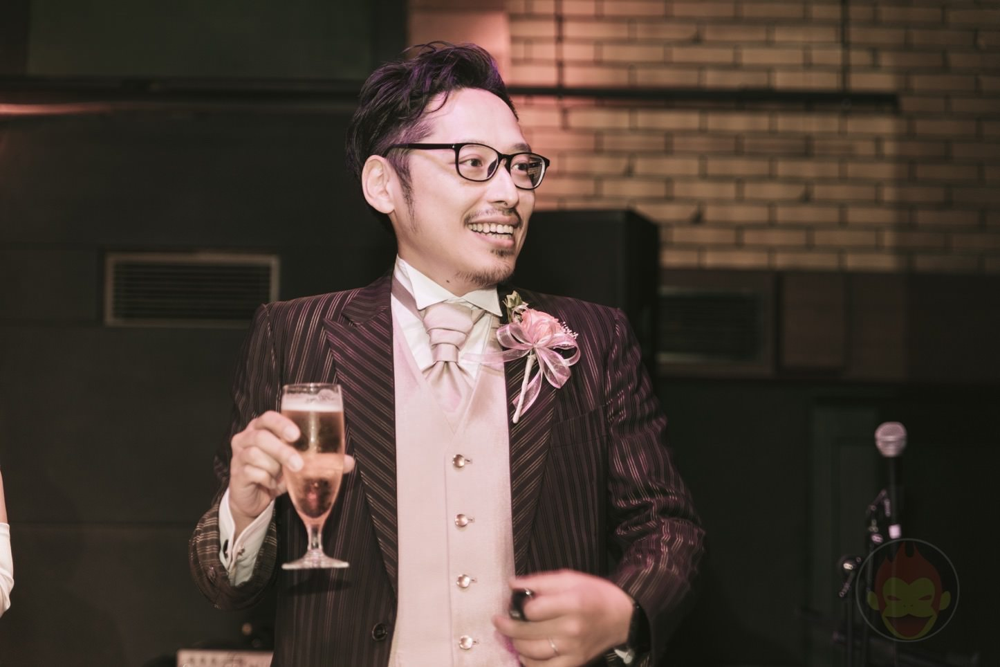 Yusei wedding