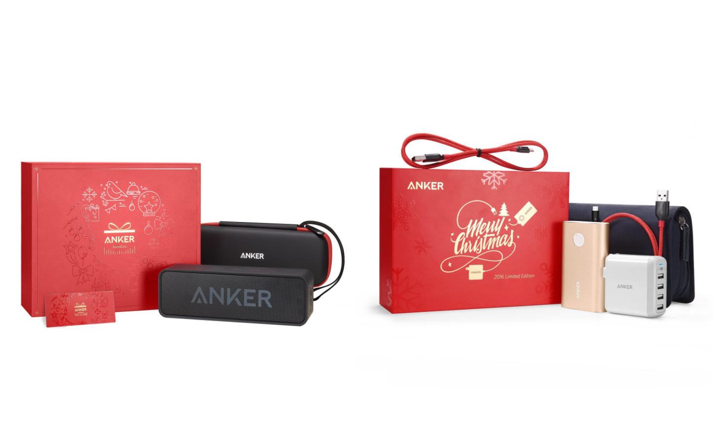 Anker Xmas Gift Model