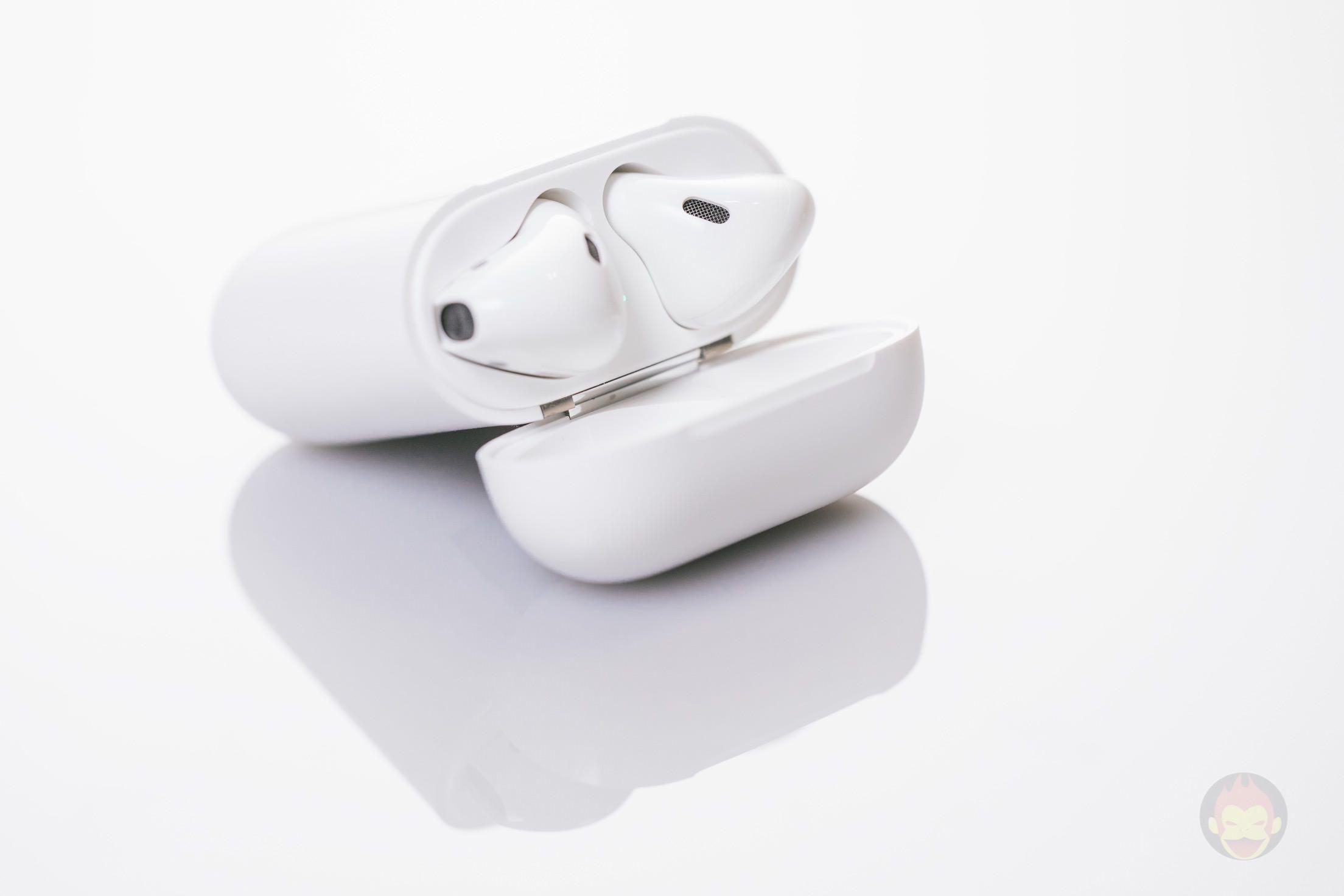 Apple Wireless Earphones AirPods Review