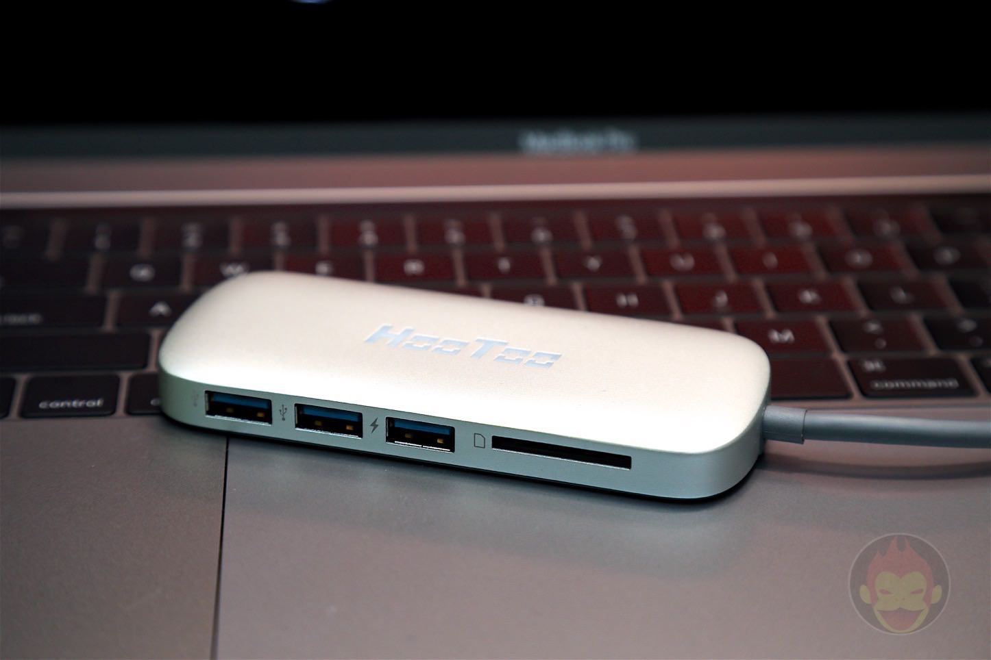 HooToo Shuttle USB C Hub