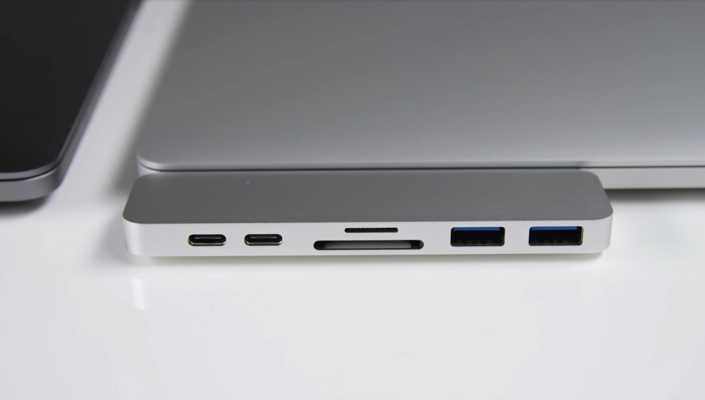 HyperDrive for MacBookPro 2016