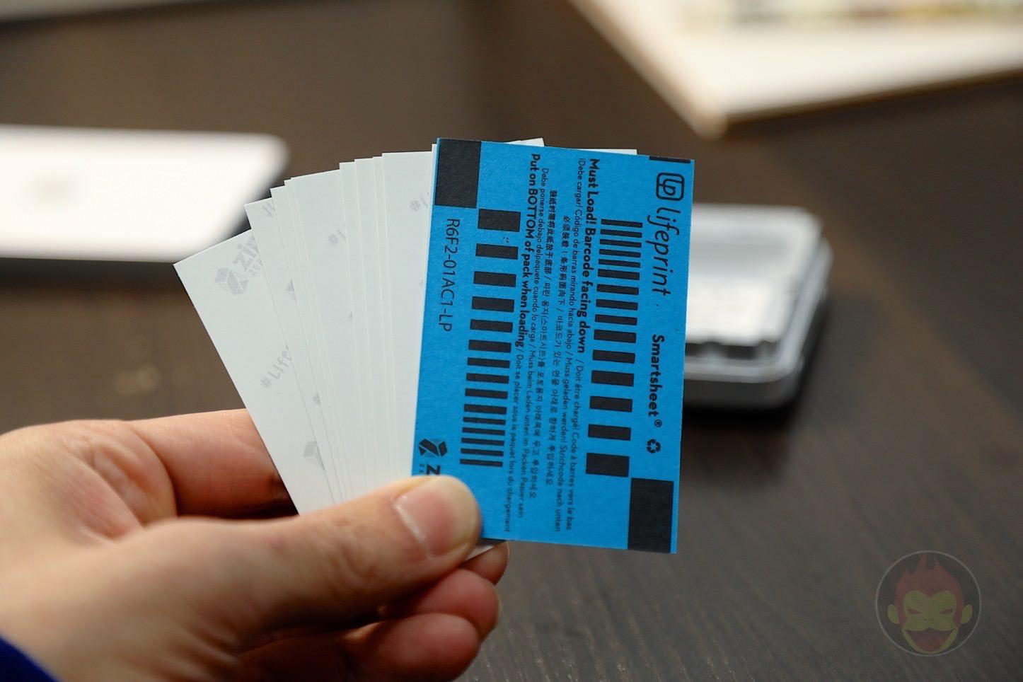 LifePrint Mobile Printer