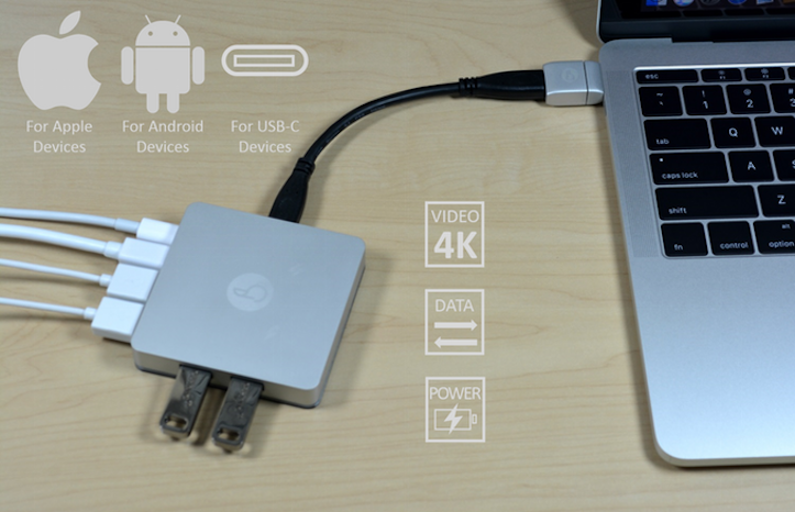MagNeo USB C Magnetic Adapter 2