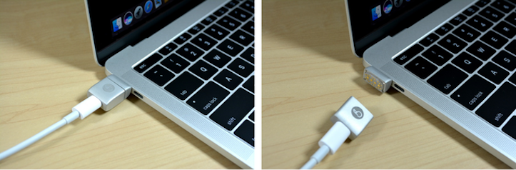 MagNeo USB C Magnetic Adapter 3