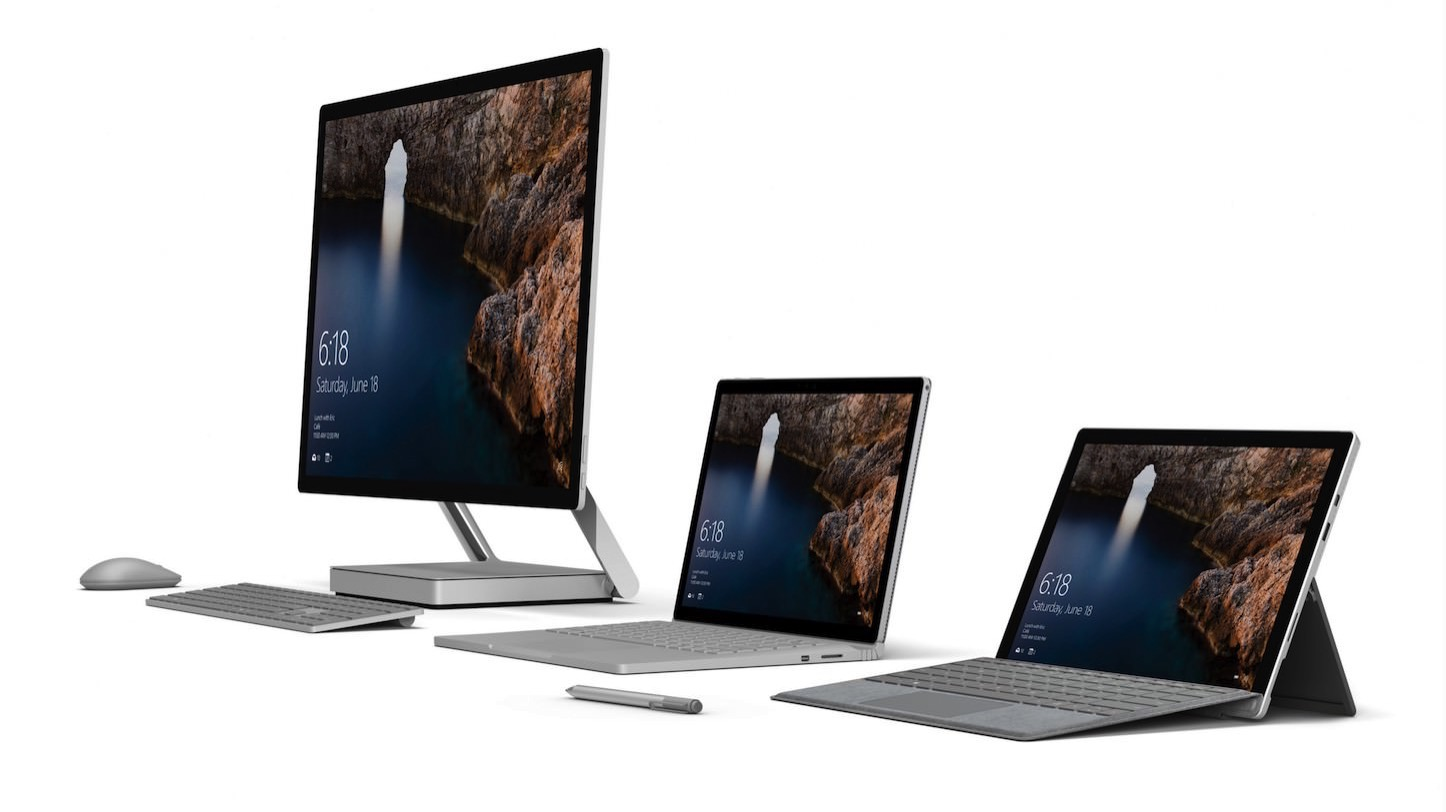 Surface family2