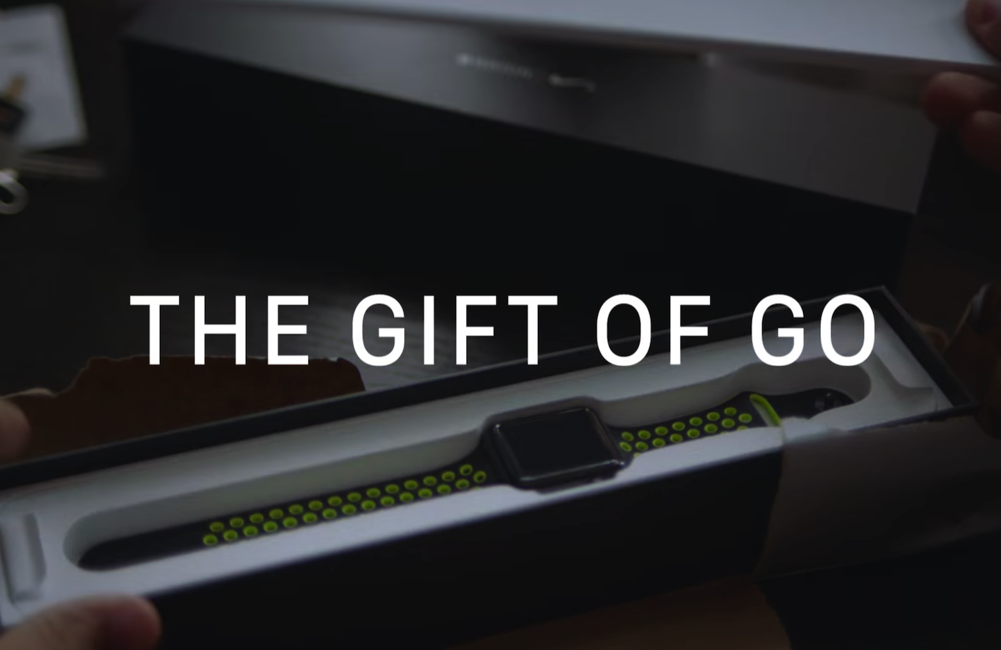 The Gift Of Go