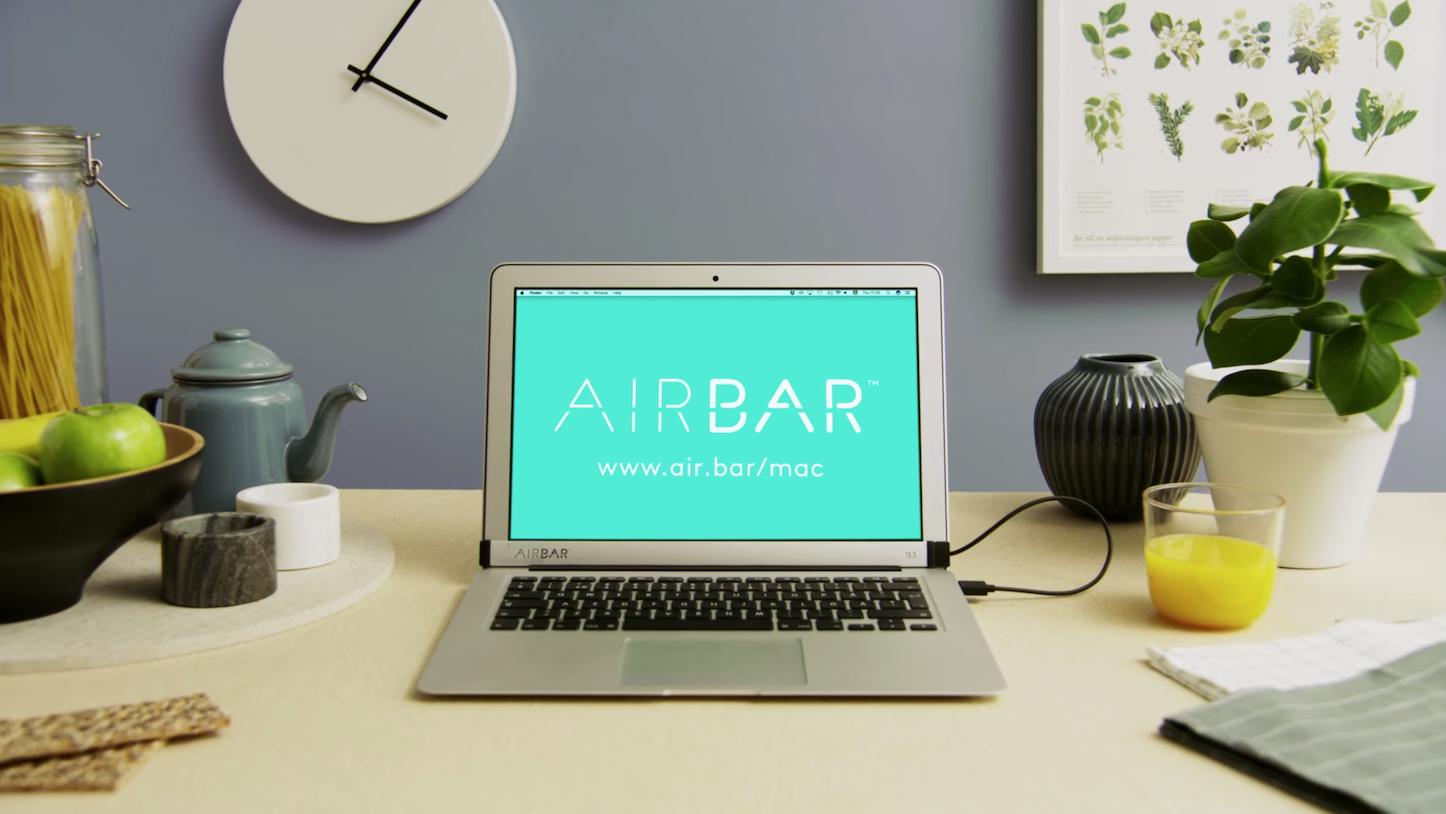 AirBar for Mac