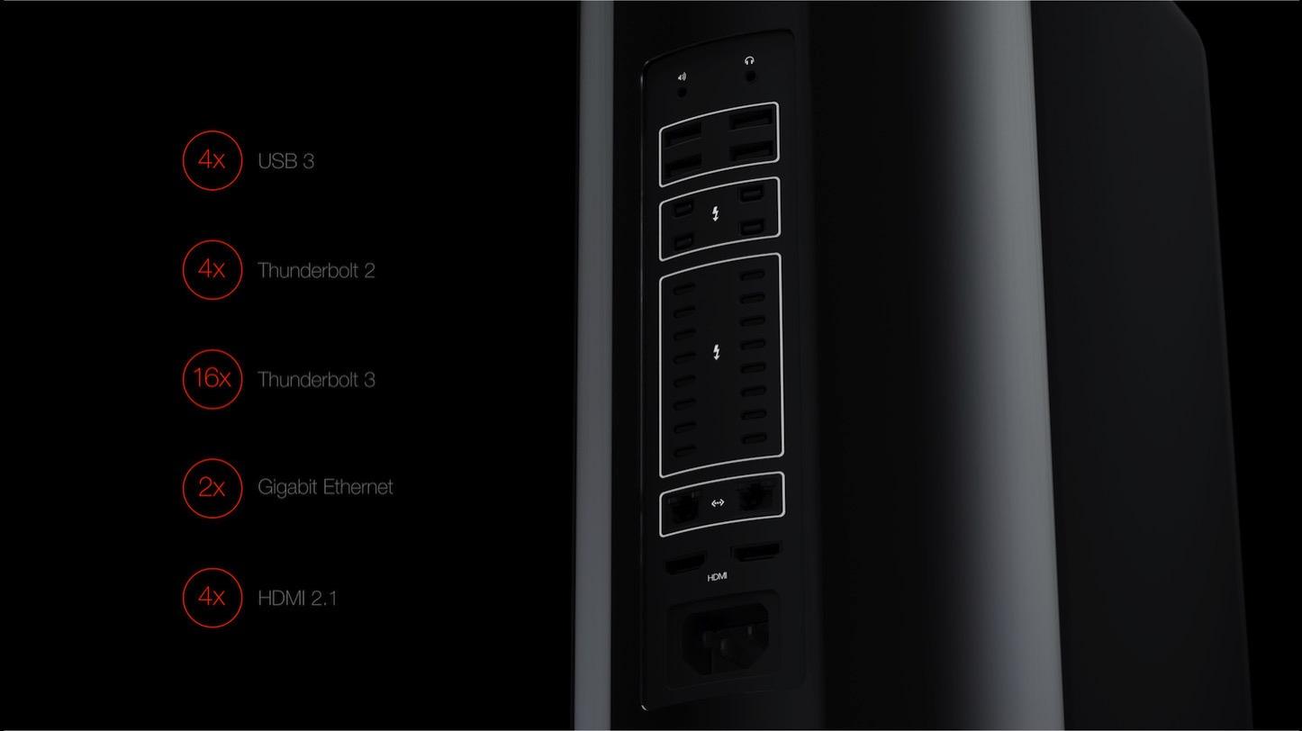 Mac Pro 2 コンセプトイメージ