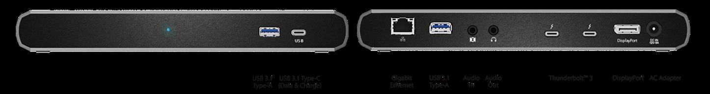 Thunderbolt 3 Dock CalDigit TS3 Lite Overview