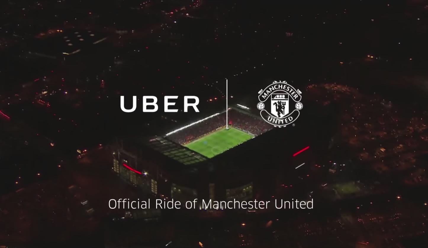Uber and Man u