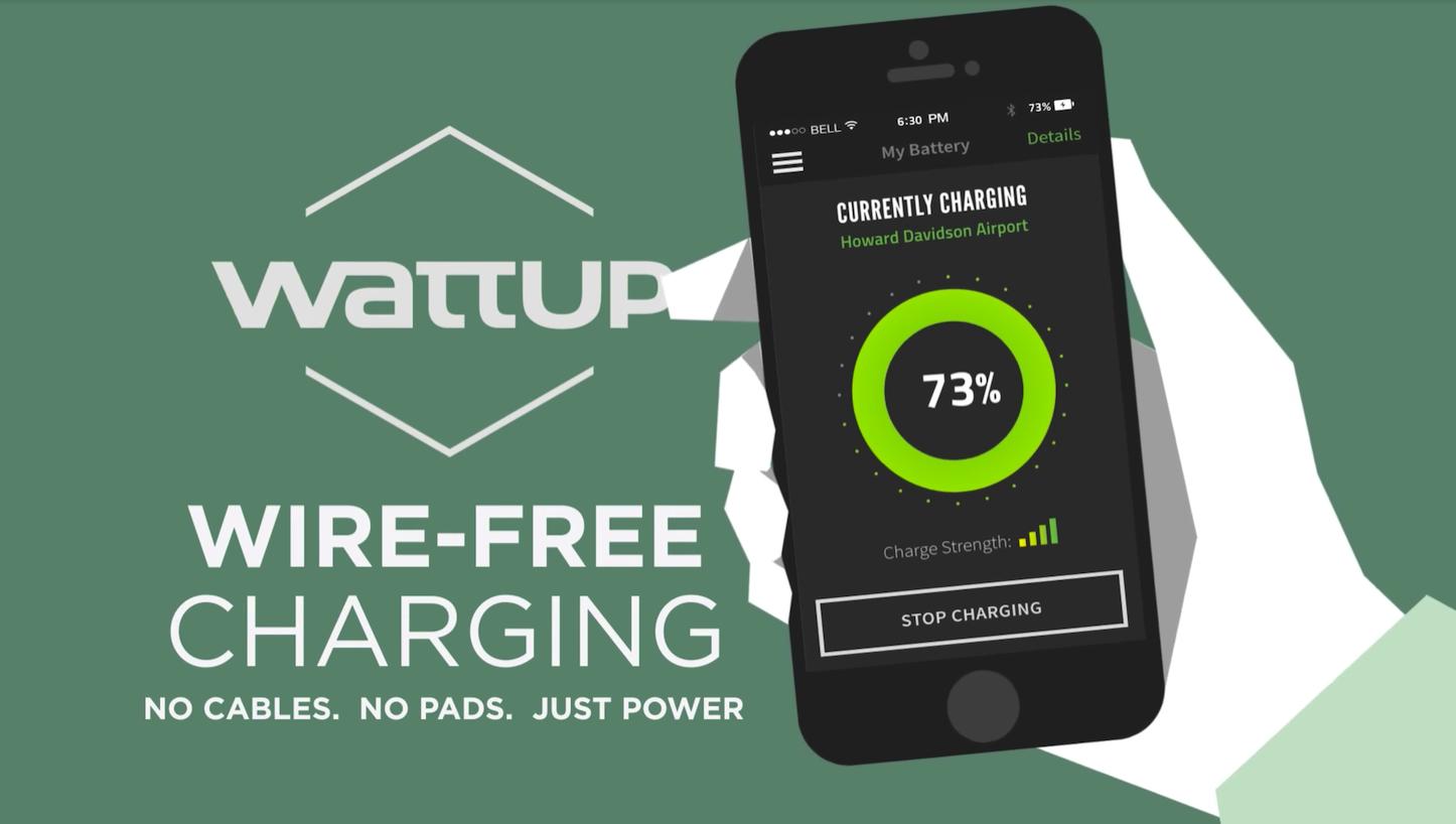 WattUp Energous