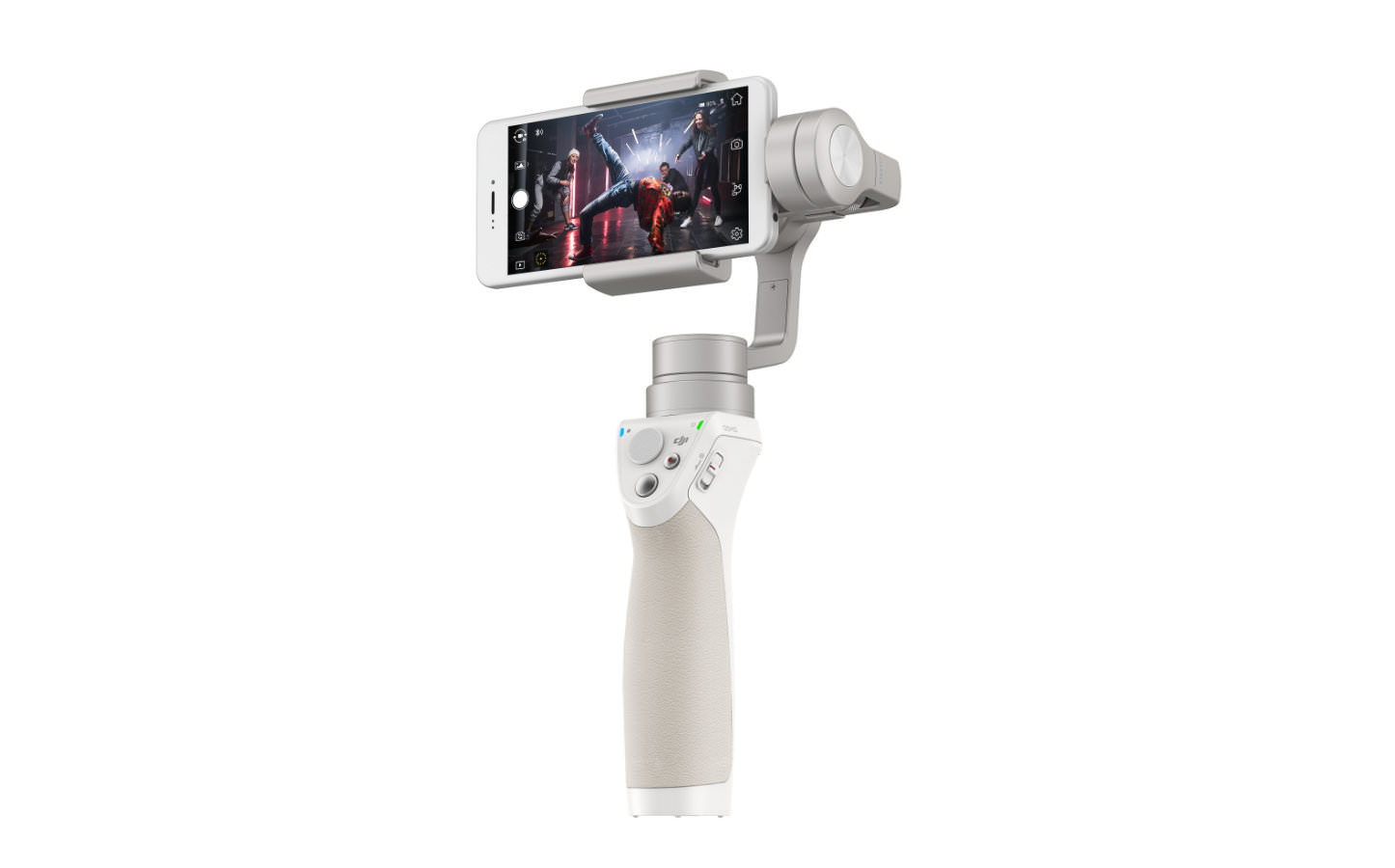 Dji osmo mobile silver edition