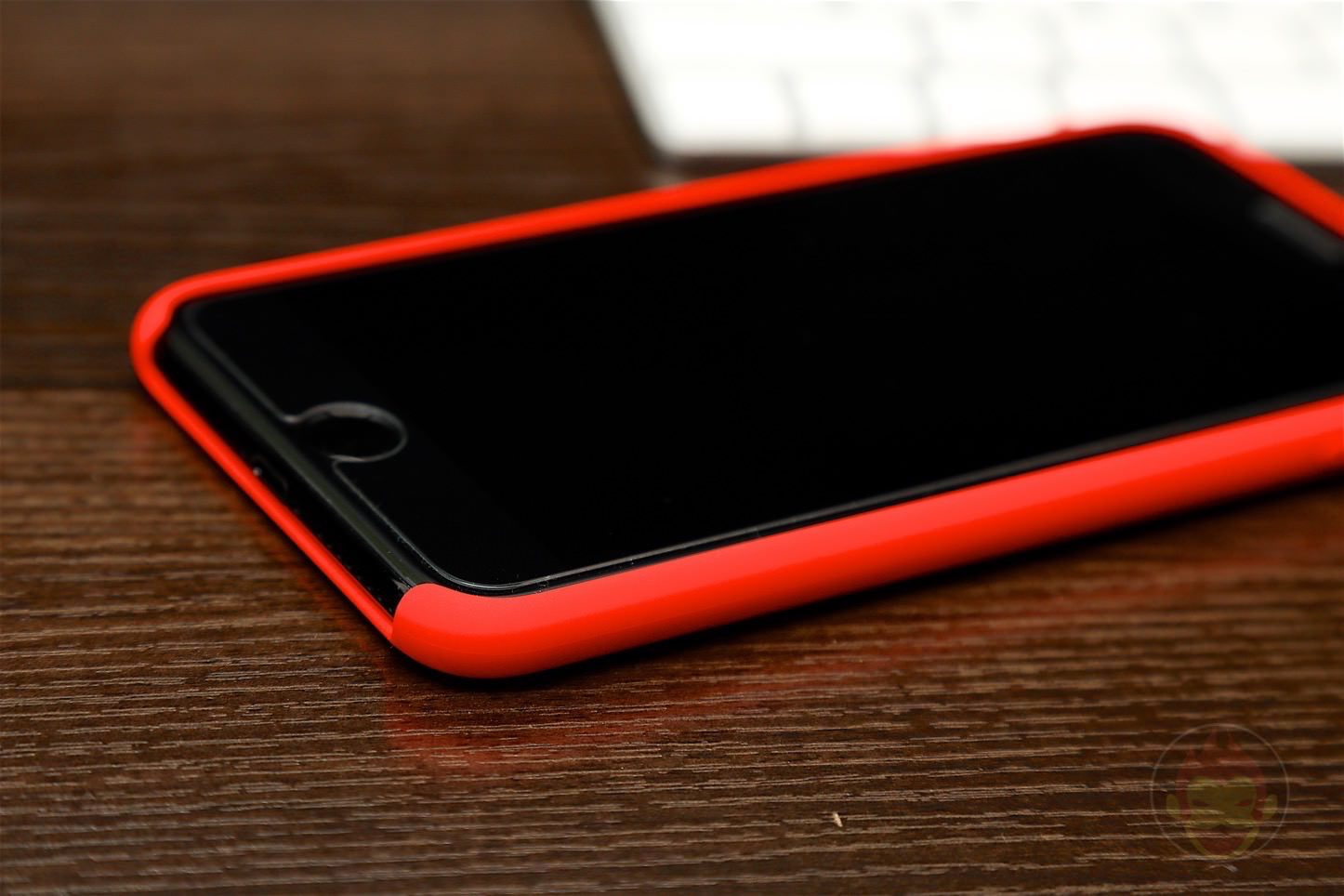 IPhone 7 Plus Silicone Case Product Red