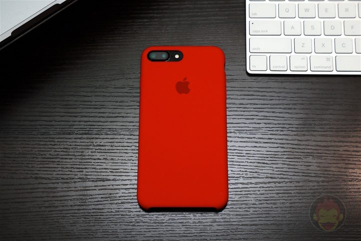 iPhone 7 Plusシリコーンケース – (PRODUCT)RED
