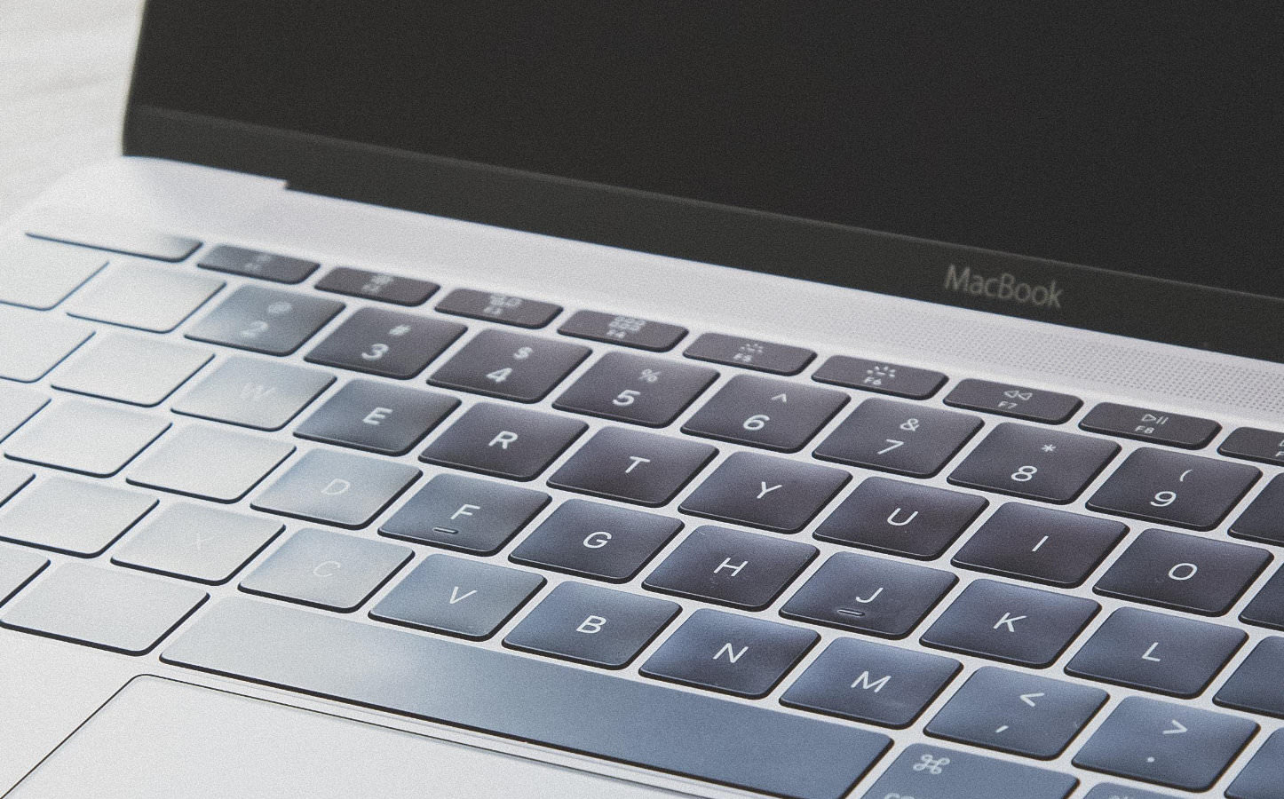 Macbook 12inch keyboard