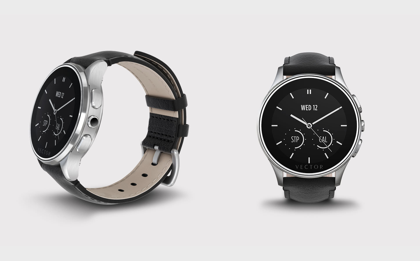 Vector watch bought by fitbit