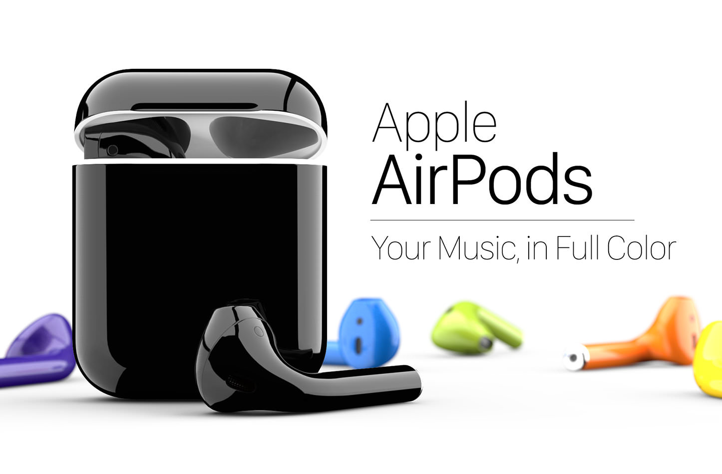 AirPods Color Change