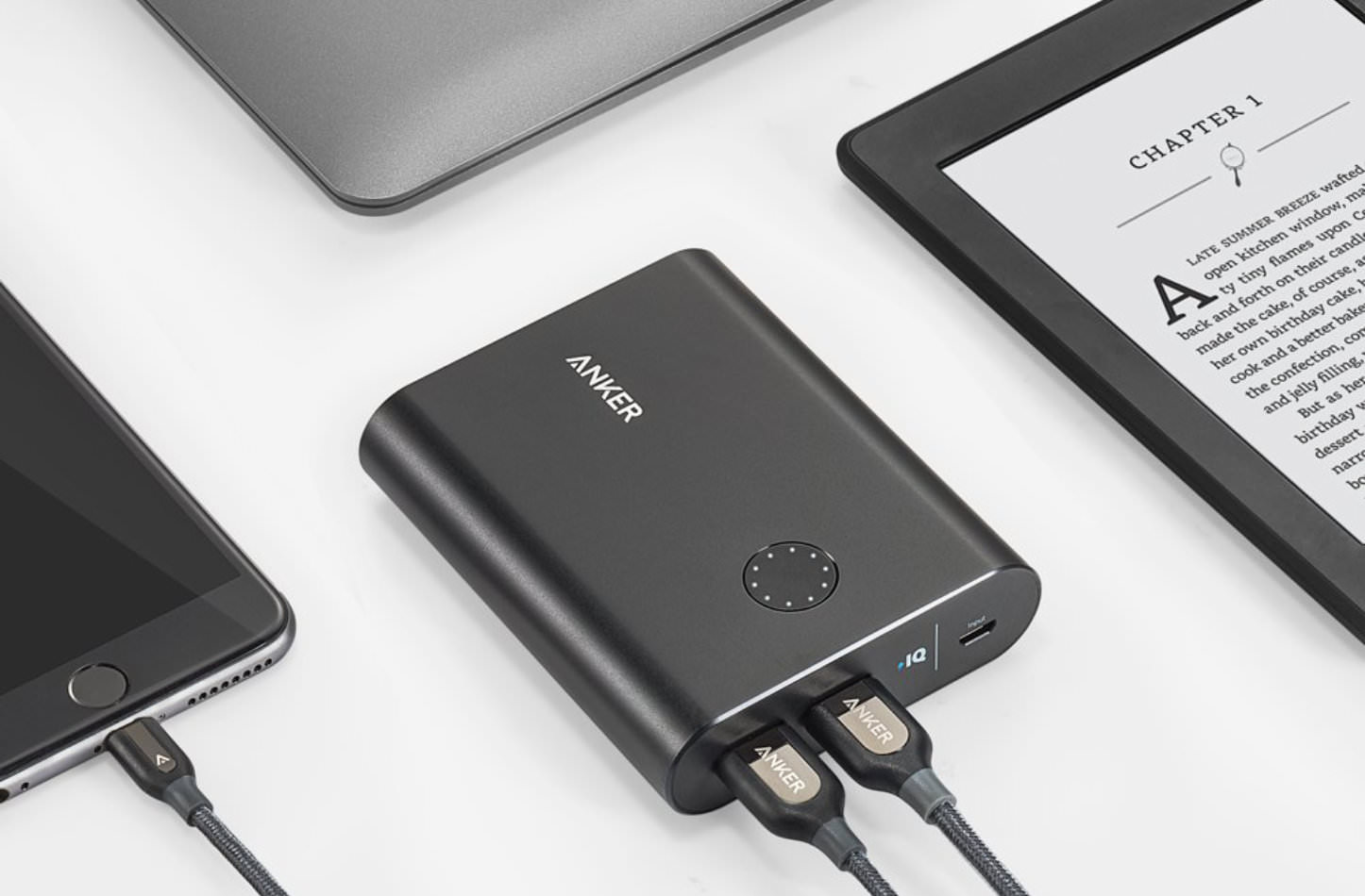 Anker PowerCorePlus=13400 QC3