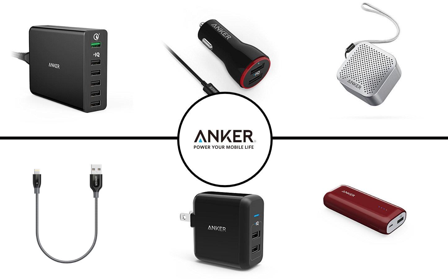 Anker Sale 20170218