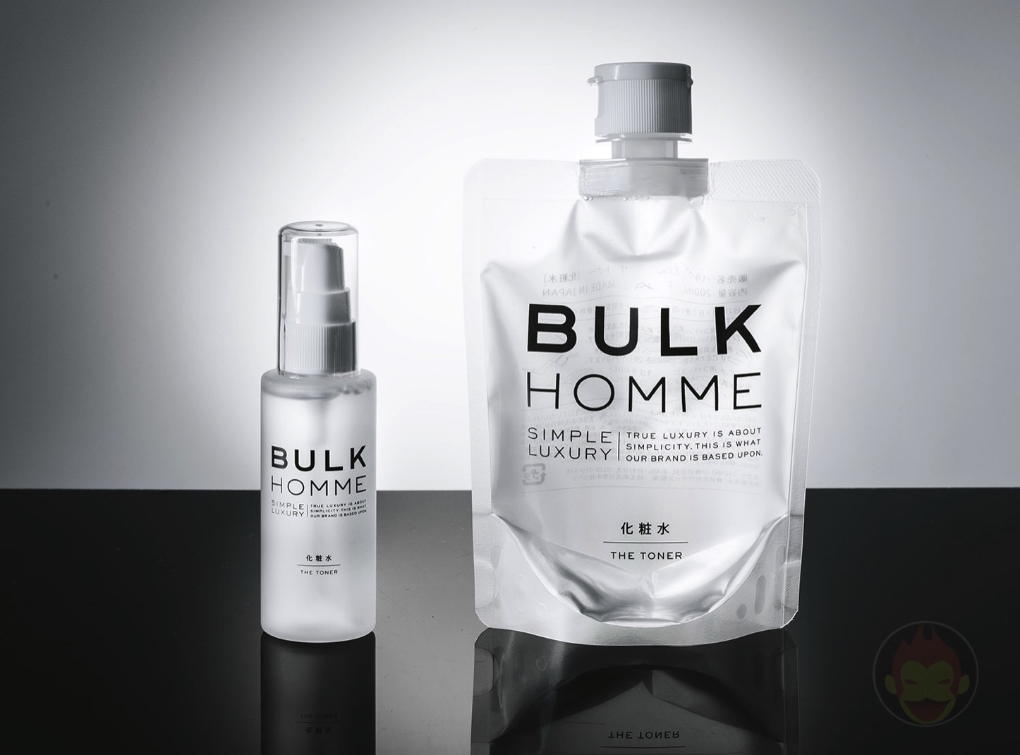 BULK HOMME 化粧水「THE TONER」
