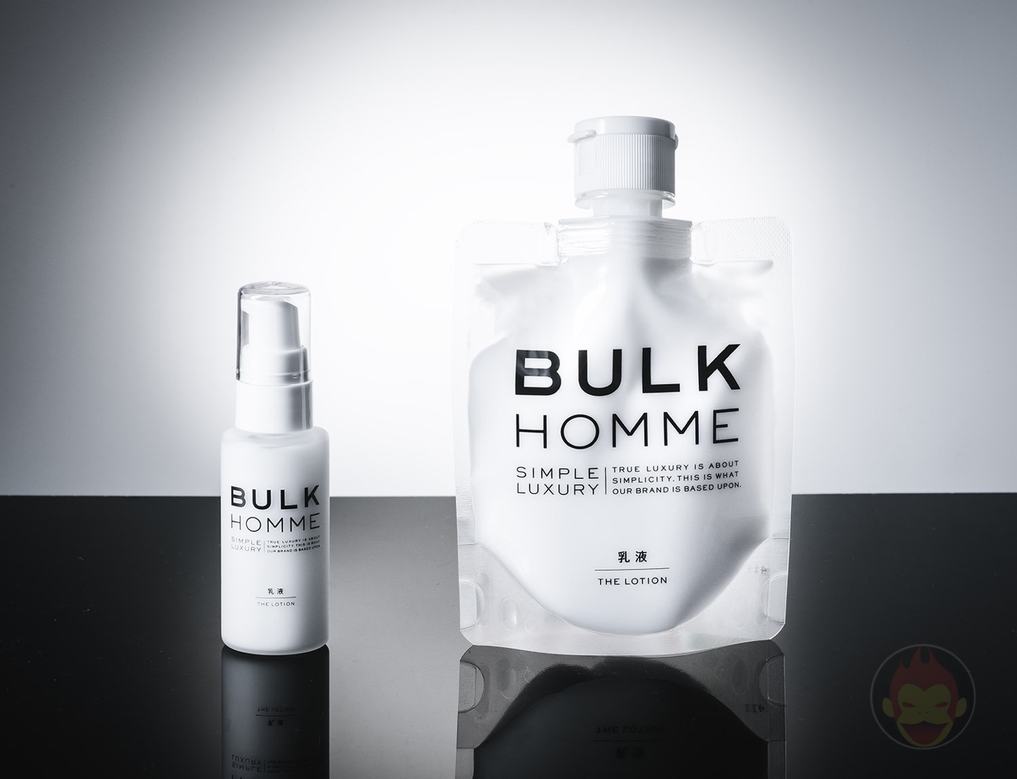 BULK HOMME 乳液「THE LOTION」